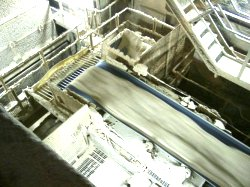 Salt conveyer